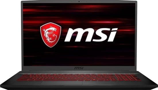 MSI GP75 9SD-821NL