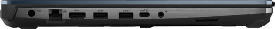 ASUS TUF Gaming FX506IV-BQ123T aansluiting