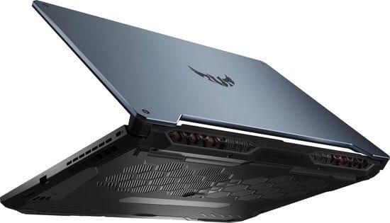 ASUS TUF Gaming FX506IV-BQ123T zijkant
