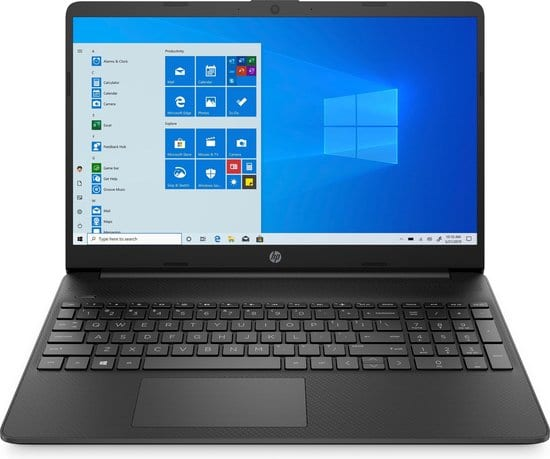 HP Laptop 15s-fq1701nd